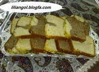 کیک عصرانه