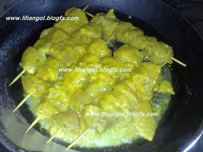 مطبخ رویا - جوجه کباب دودی در تابه